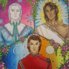 Kallias, Thesan and Helion