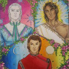 Kallias, Thesan and Helion