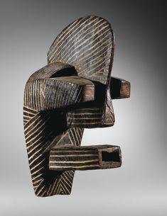 Masque kifwebeSongye, République Démocratique du Congo. Sotheby's