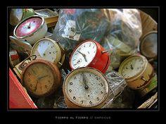 Todos somos responsables en cuanto al uso del tiempo...