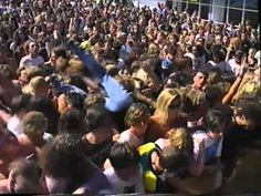 Flashback: What the Big Day Out looked like in 1992