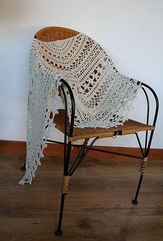 Ravelry: katalinlawrence's Bohemian shawl