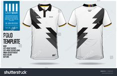 11a80f7a1 Germany Team Polo t-shirt sport template design for soccer jersey
