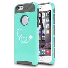 Apple iPhone 6 Shockproof Impact Hard Case Cover Heart Stethoscope Nurse Doctor (Teal/Gray) MIP http://www.amazon.com/dp/B00VXKYRBY/ref=cm_sw_r_pi_dp_POwMwb1AR6FC6