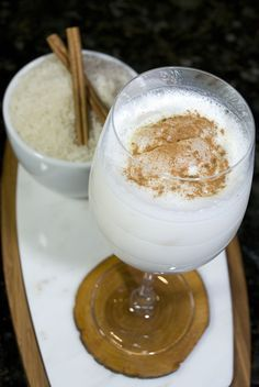 Recipe: Chicha Venezolana | Venezuelan Chicha (Rice Drink)