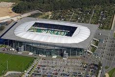 VfL Wolfburg, Volkswagen Arena - Germany