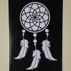 Tattoo Dream Catcher Indian American Tribal Head Chief Native Stencil Art 1 Set