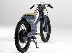 電動自動車や電動バイクの構造って、  ガソリンエンジンを持つものに比べると、ほんと単純なんですよね