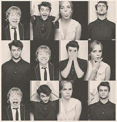 love these types of photos! all the facial expressions! <3