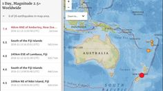M7.4 Quake Strikes New Zealand in Alert Zone | S0 News Nov.13.2016 https://youtu.be/m6f2D9w9iX8 via @YouTube