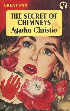 Image result for agatha christie harlequin paperbacks