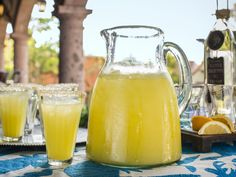 Get Jalapeno-Pineapple Tequila Cocktails Recipe from Food Network Easy Cocktails, Cocktail Drinks, Cocktail Recipes, Summer Cocktails, Pineapple Cocktail, Tequila Drinks, Winter Drinks, Holiday Drinks, Margarita Recipes