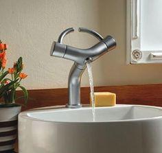 Funky Bathroom Sinks : ... Bathroom Faucets on Pinterest Faucets, Bathroom faucets and Funky