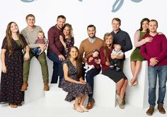 Counting On Season 10 – TLC Just Dropped An Epic Trailer Highlighting The 2019 Duggar Baby Boom Joy Anna Duggar, Jinger Duggar, Tlc Tv Shows, Epic Trailer, Dugger Family, Bates Family, 19 Kids And Counting, Baby Boom, Celebrity Couples