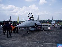 Northrop F-5E (modified) DARPA sonic tests 04.07R - Northrop F-5 - Wikipedia, the free encyclopedia