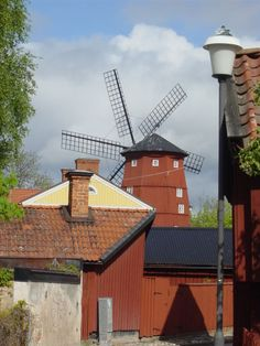 Väderkvarn, Strängnäs (Via Deborah Browning)