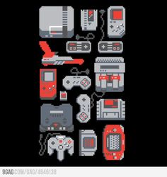 Good old consoles