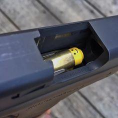 POTD: LEGO Heads Are .40 Caliber - The Firearm BlogThe Firearm Blog