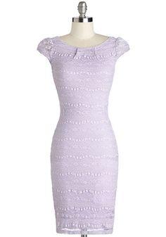 Lovely as Lavender Dress, #ModCloth