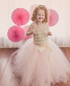 Tutu Skirt, Wedding Skirt, Flower Girl Tutu Skirt, Flower Girl Skirt, Wedding Tutu Skirt, Birthday Party, Cake Smash, Photo Prop, - pinned by pin4etsy.com