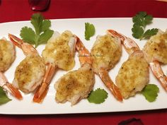 TThese stuffed shrimps were prepared on Valentine's Day when I wanted to spend less time in the kitchen, but create a dish that is elegant and delicious. The shrimps were butterflied, seasoned with minimal spices with a mound of cheese. Goan Recipes, Shrimp Recipes, Baked Stuffed Shrimp, Large Shrimp, 4 Ingredients, Entrees, Spices, Appetizers, Stuffed Peppers