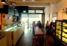 Cafehopping Singapore – The Orange Thimble, Tiong Bahru