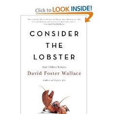 Consider the lobster and other essays epub