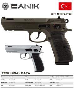 Canik - Shark FC