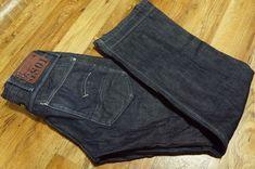 Men's G-STAR MODERNIST ARMY RADAR STRAIGHT Blue Jeans Size W30 L34 #GStar #ClassicFitStraight Gstar, Vintage Jeans, Blue Jeans, Online Price, Jeans Size, Army, Best Deals, Classic, Fitness