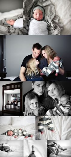 Amazing Family Photos by Pink Sugar Photography! I Love her Style! :)