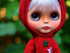 Na prostranství pro Manuela Custom Blythe Doll Azone Body