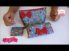 YouTube Pouch, Wallet, Mason Jars, Coin Purse, Patches, Make It Yourself, Youtube, Sewing, Projects