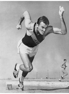 Bobby Morrow |  track n field | Pinterest. Olympic  Gold 100 &  200 meter 1956 Melbourne. Long Jump, High Jump, Hammer Throw, World Athletics, Triple Jump, Shot Put, Pole Vault, Star Wars, Hurdles