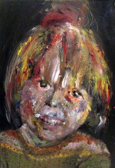 cm, oil on canvas, 2009 Oil On Canvas, Portraits, Painting, Art, Art Background, Head Shots, Painting Art, Kunst, Paintings
