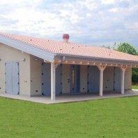 Wood house Verona
