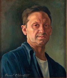 Ralph Celentano (American artist, 1902–1980) Self Portrait