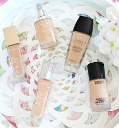 Not so addicted to Beauty: 5 bases de maquillaje ligeras perfectas para el verano
