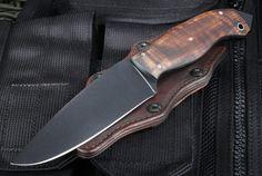 Winkler Knives  - Spike - Caswell Finish - Maple