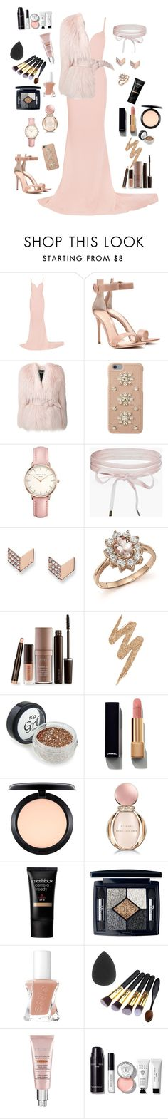 """""""e e5 ce"""" by alexiouq ❤ liked on Polyvore featuring STELLA McCARTNEY, Gianvito Rossi, Balmain, MICHAEL Michael Kors, Topshop, Boohoo, FOSSIL, Bloomingdale's, Laura Mercier and Urban Decay"""