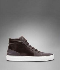 Yves Saint Laurent - YSL - Malibu Mid-top Sneaker - Shoes - Men