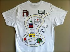 Tutorial: camisa de carro