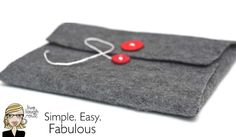 Simple and Easty Felt Project