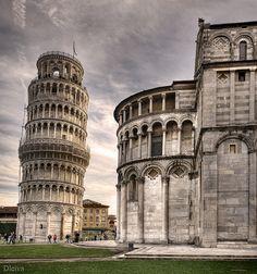 Pisa Tower (Pisa, Toscana, Italy)