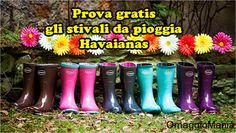 Testa gratis gli stivali da pioggia Havaianas - http://www.omaggiomania.com/test/testa-gratis-gli-stivali-da-pioggia-havaianas/