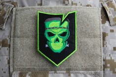 ITS Frankenstein Morale Patch
