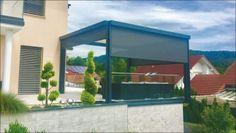 Biossun-Pergola mit Sonderbefestigung Outdoor Decor, Home Decor, Architecture, Lawn And Garden, Balcony, Decoration Home, Room Decor, Interior Design, Home Interiors
