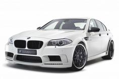 The new BMW M5 is wicked quick right out of the wrapper, what with that 560hp turbo V8, 7-speed dual-clutch transmission and all. But that doesn't mean there isn't room for improvement at the hands of tuners. In fact, we've already seen a few hopped up 2012 M5s debut.