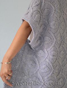 Ravelry: SweaterBabe's Hamachi project