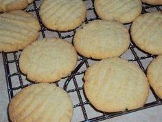 Crisp Coconut Biscuits Recipe
