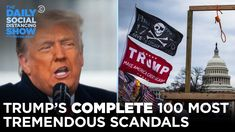 The UPDATED List of Trump's Most Tremendous Scandals | The Daily Social ...